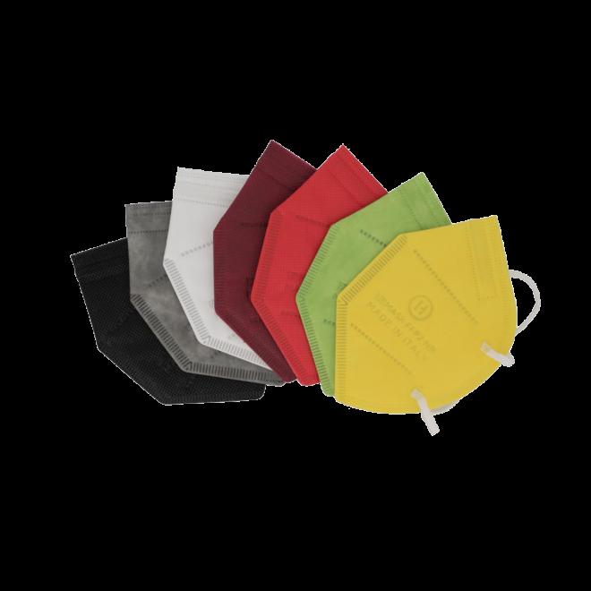 Mascherine FFP2 +39MASK Colorate
