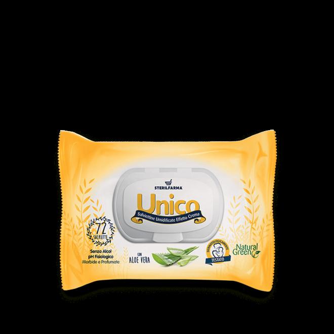 Unico Salviette Effetto Crema