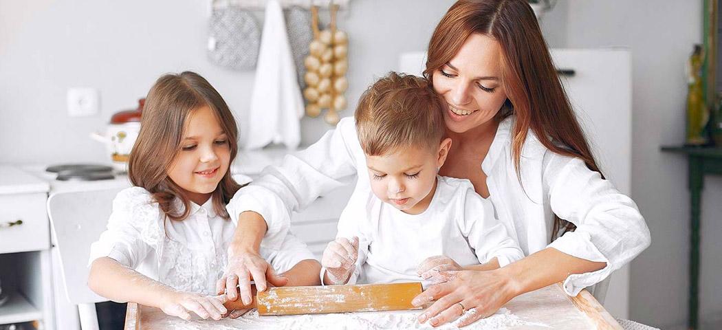 5 cose da fare a casa con i bambini